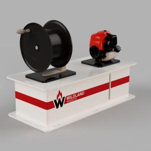 ATV slip-on unit firefighting wildland products custom