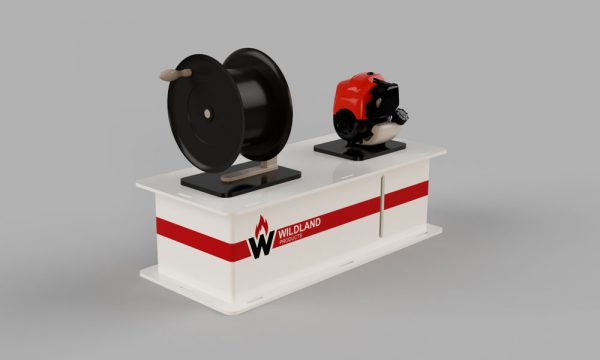 ATV slip-on unit firefighting wildland products custom