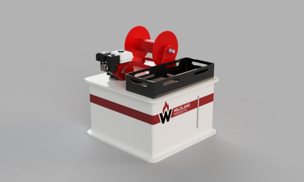 conventional top mount slip on module wildland products firefighting