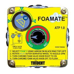 Trident Foamflo Foam Proportioning System