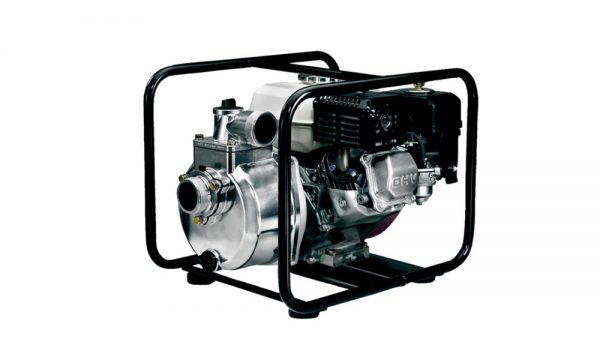 SEH 50 x Koshin pump wildland products