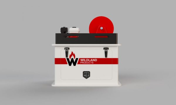integrated slip on module wildland products firefighting