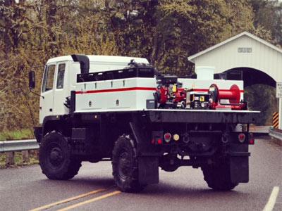 slip on module firefighting custom equipment wildlands