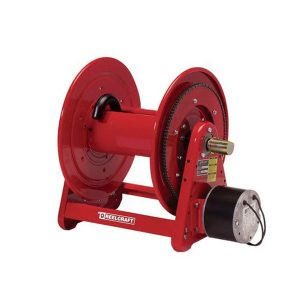 reelcraft electric recoil reel wildland products